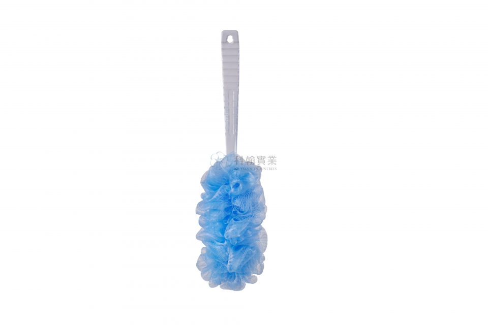 Wave Handle Bath Brush K-016 LS尺寸修改
