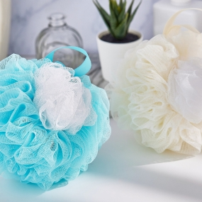 花型沐浴球