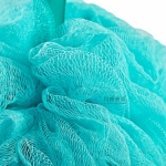 Double-layer Exfoliating Bath Sponge-1 去背